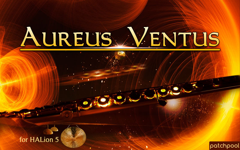 Aureus Ventus for HALion 5