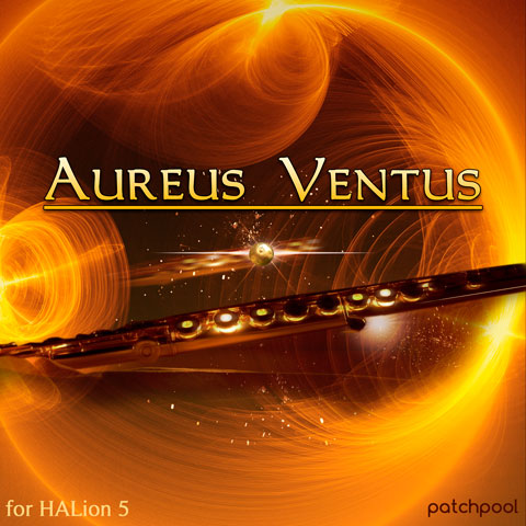 Aureus Ventus for HALion 5 - Patchpool